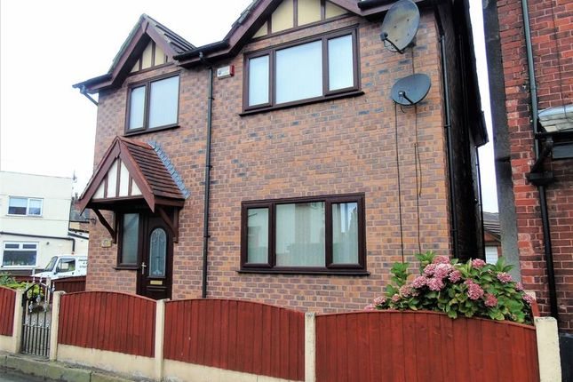 Thumbnail Detached house to rent in Trafford Road, Eccles, Manchester