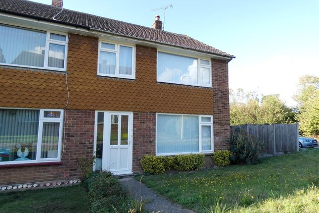 Thumbnail Property to rent in All Saints Close, Whitstable