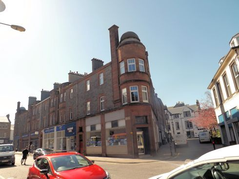 Thumbnail Flat for sale in Longrow South, Campbeltown