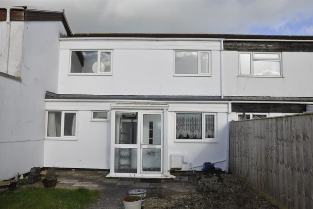 Thumbnail Terraced house to rent in Lime Close, Broadclyst, Exeter