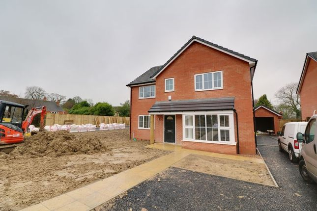 Thumbnail Detached house for sale in The Harrogate Plot 4, Station Road, Kirton In Lindsey, Gainsborough