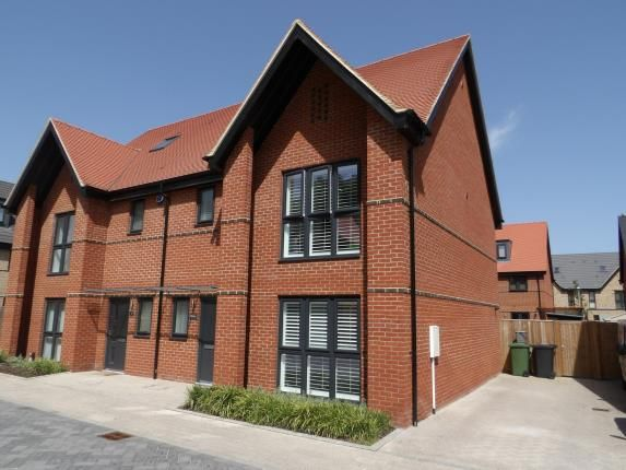 Semi-detached house for sale in Marchment Square, Peterborough