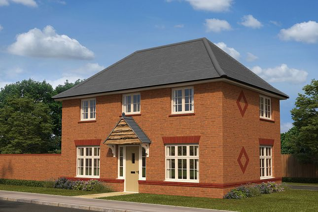 """Thumbnail Detached house for sale in """"Amberley"""" at Quinton Road, Sittingbourne"""