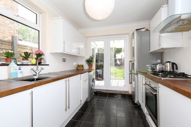 Thumbnail Terraced house to rent in Roberts Road, London