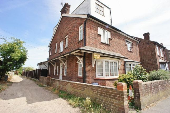 4 bed semi-detached house for sale in Tower Street, Brightlingsea, Colchester