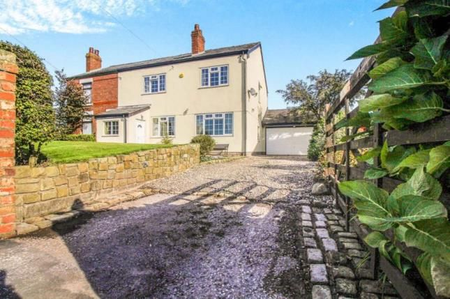 Thumbnail Semi-detached house for sale in Plex Moss Lane, Halsall, Ormskirk, Lancashire