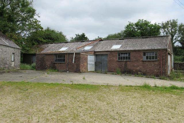 Former Dairy of Spittal, Haverfordwest SA62