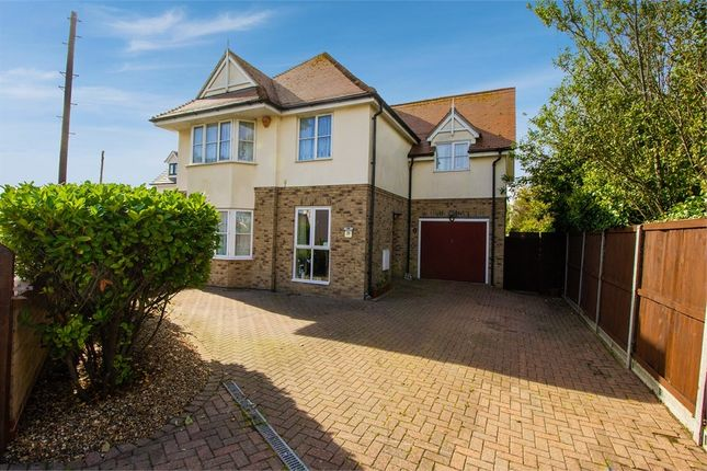 Thumbnail Detached house for sale in Hall Lane, Walton On The Naze, Essex