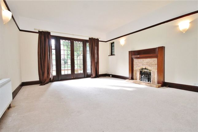 Thumbnail Detached house to rent in Shaw Close, South Croydon, Surrey