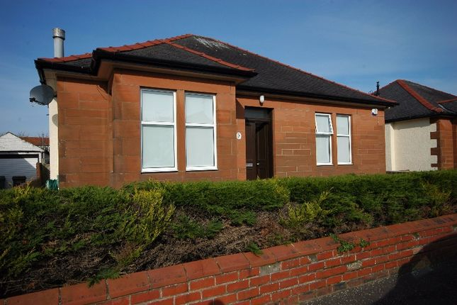 Thumbnail Bungalow to rent in Clarke Avenue, Ayr, South Ayrshire