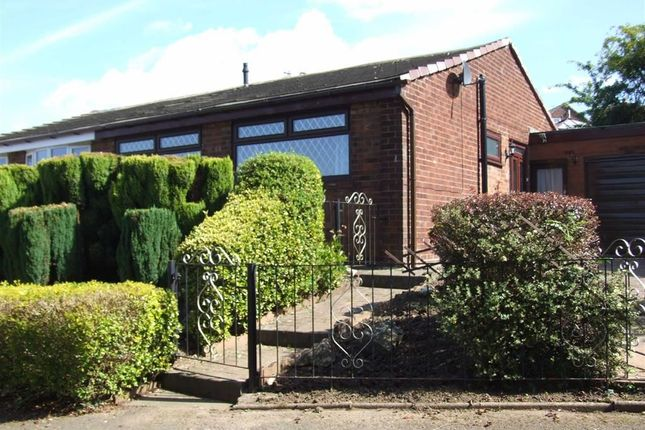 Thumbnail Semi-detached bungalow to rent in Lowfield Avenue, Ashton-Under-Lyne