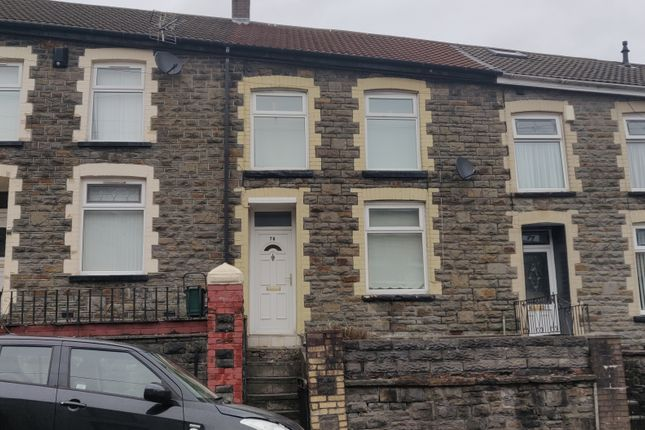 3 bed terraced house for sale in Charles Street, Tonypandy CF40