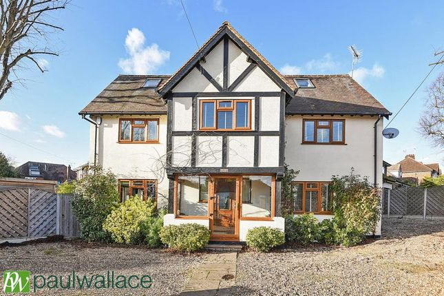 6 bed detached house for sale in Western Road, Nazeing, Waltham Abbey