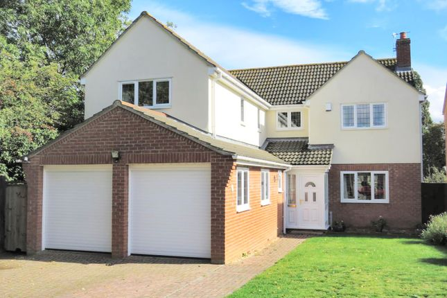 Detached house for sale in Brands Close, Ramsey, Huntingdon