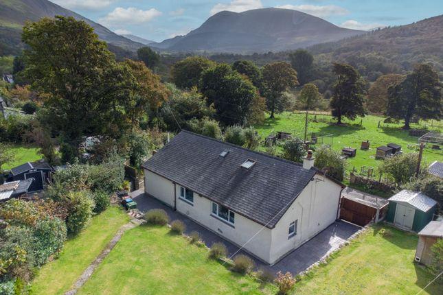 Thumbnail Detached house for sale in Waunfawr, Caernarfon