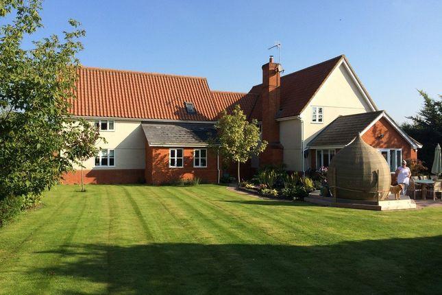 Thumbnail Detached house for sale in Langton Park, Eye