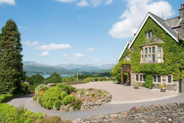 Thumbnail Hotel/guest house for sale in Holbeck Ghyll, Holbeck Lane, Windermere