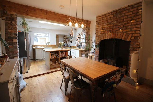 3 bed terraced house for sale in Rothbury Street, Scarborough