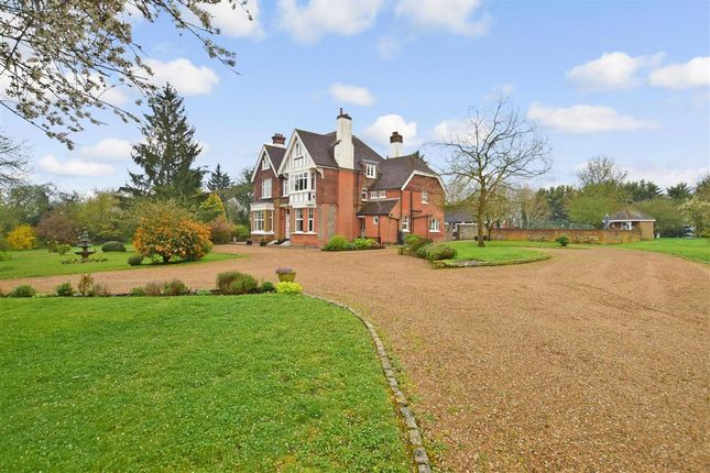 Thumbnail Detached house for sale in London Road, West Kingsdown, Sevenoaks, Kent