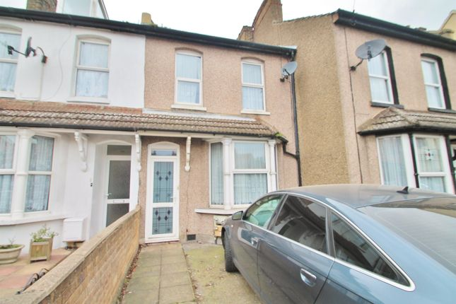 Thumbnail Terraced house to rent in Wrotham Road, Gravesend