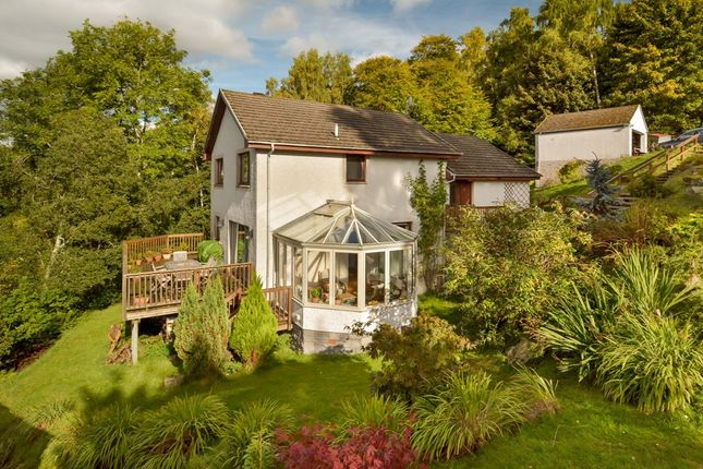 Thumbnail Detached house for sale in Braes Of Taymouth, Kenmore
