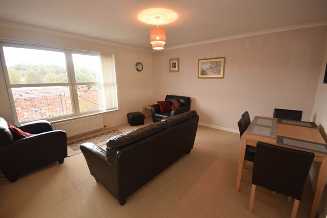 Thumbnail Flat to rent in Riverside Gardens, Inverness
