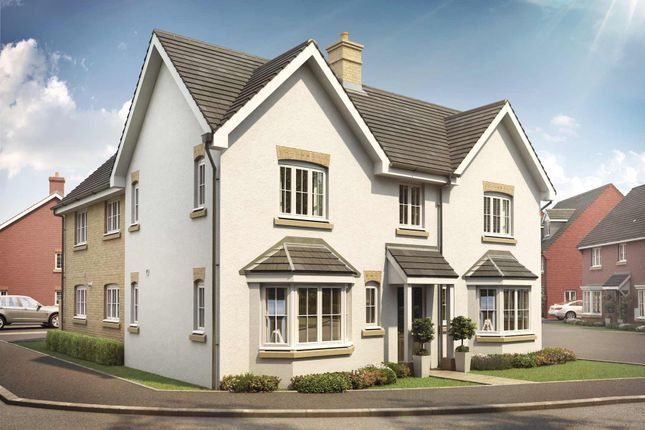 Thumbnail Detached house for sale in Moorcroft Lane, Aylesbury