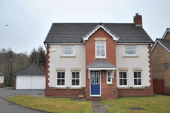 Thumbnail Detached house for sale in Tantallon Gardens, Livingston