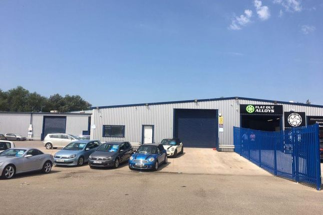 Thumbnail Light industrial to let in Unit 18D & 19, Freemans Parc, Penarth Road, Cardiff