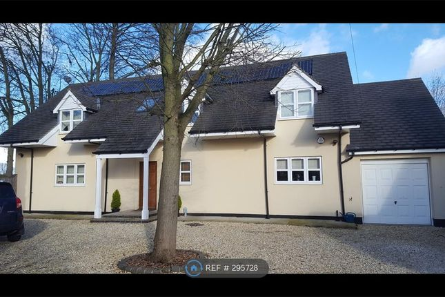 Thumbnail Detached house to rent in Canada Drive, Cherry Burton, Beverley