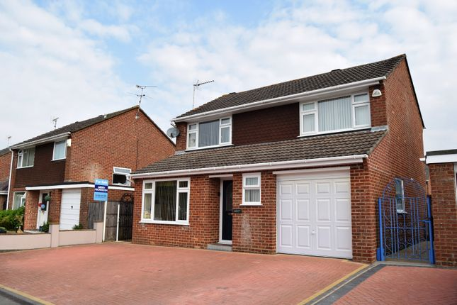 Thumbnail Detached house for sale in Lytchett Way, Poole