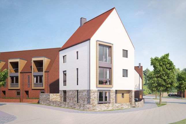 """Thumbnail Detached house for sale in """"Foxglove"""" at Derwent Way, York"""