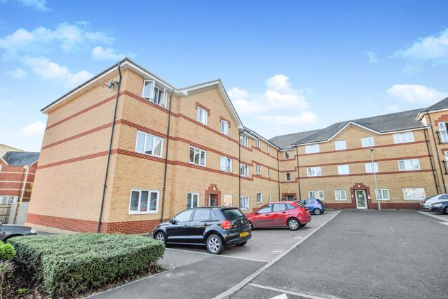 Thumbnail Flat for sale in Richmond Meech Drive, Kennington, Ashford