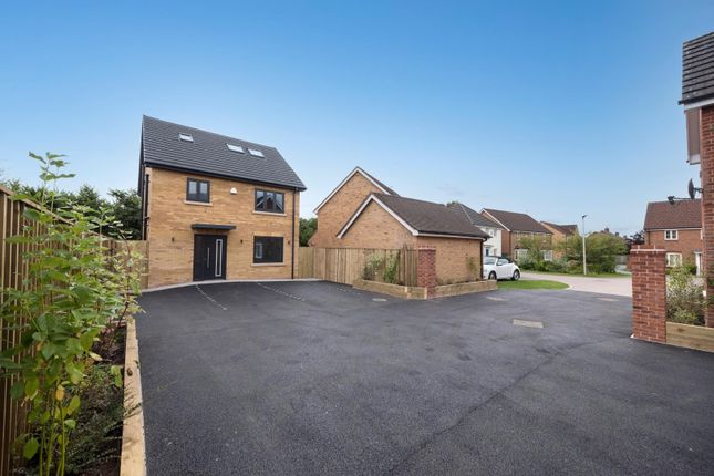 Thumbnail Detached house for sale in Juniper Court, Chester