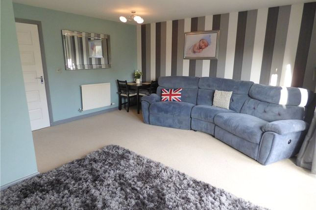 Lounge of The Knoll, Keighley, West Yorkshire BD22