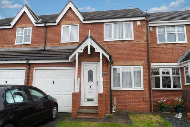 Thumbnail Terraced house for sale in Seaham Close, South Shields