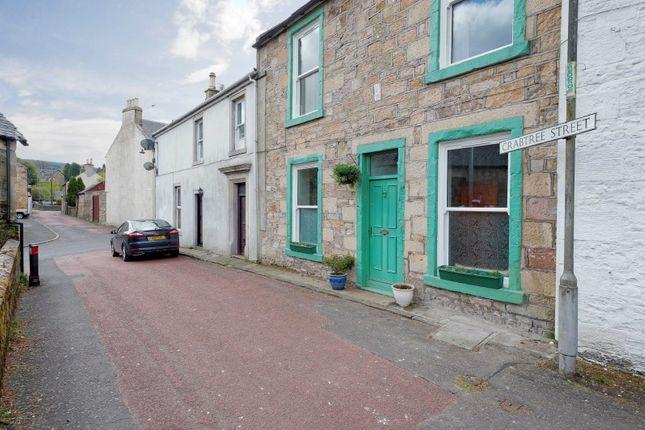Thumbnail Terraced house for sale in Crabtree Street, Douglas, Lanark