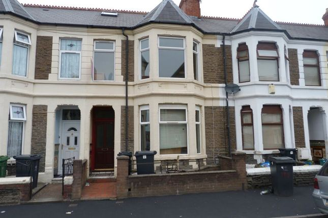 Thumbnail Property to rent in Monthermer Road, Cathays, ( 6 Beds )