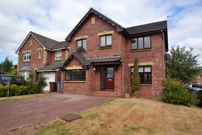 Thumbnail Detached house for sale in Ballochmyle Drive, Crookston