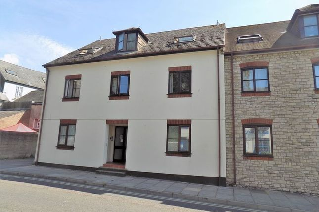 Thumbnail Flat for sale in Church Street, Dorchester, Dorset