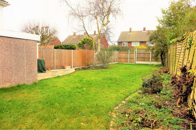 Garden of Dane Road, Chelmsford CM1