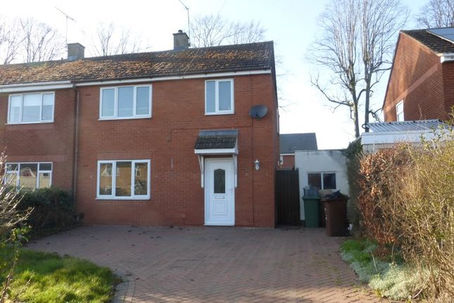 Thumbnail Semi-detached house for sale in Willow Brook Road, Corby, Northamptonshire