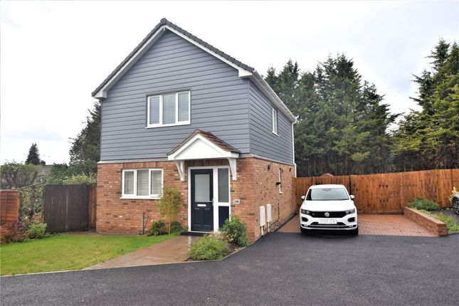 Thumbnail Detached house for sale in Barnfield Crescent, Kemsing, Sevenoaks
