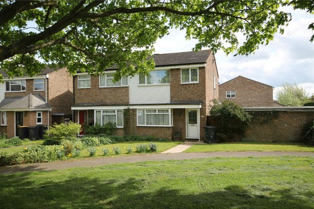 Thumbnail Semi-detached house for sale in Copthorne Close, Oakley, Bedford
