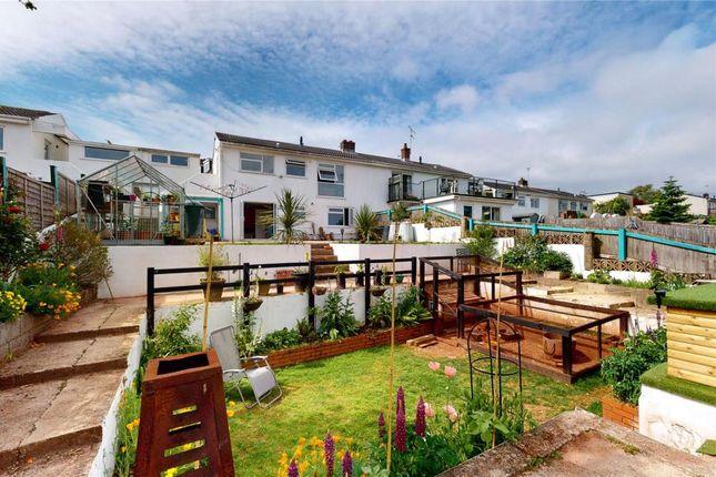 Thumbnail Semi-detached house for sale in Duchy Gardens, Preston, Paignton, Devon
