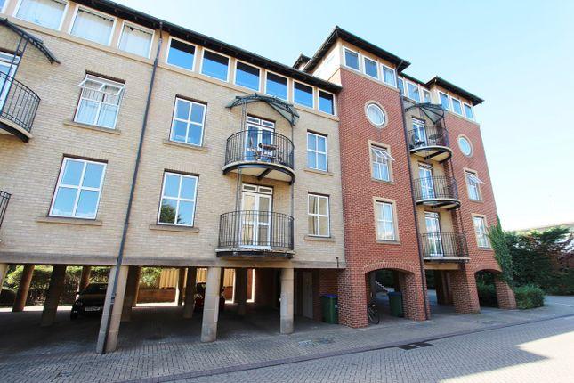 Thumbnail Flat to rent in Asturias Way, Southampton