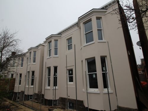 Flat to rent in Flat 6, 56 Russell Terrace, Leamington Spa