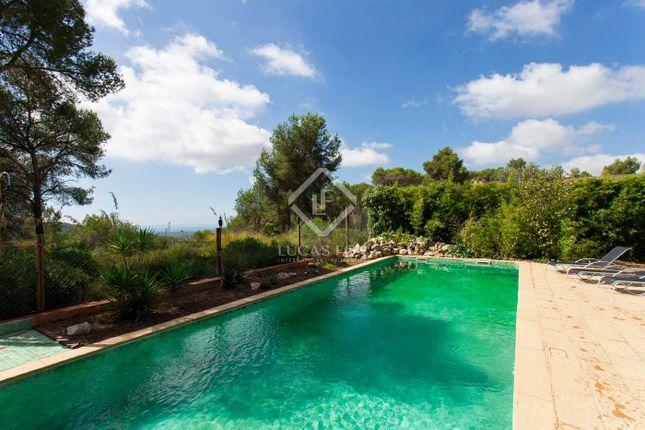 Spain, Sitges, Olivella / Canyelles, Sit102