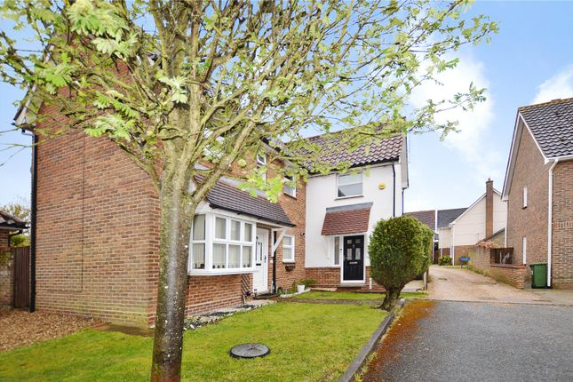 2 bed semi-detached house for sale in Bowfell Drive, Langdon Hills, Basildon, Essex SS16