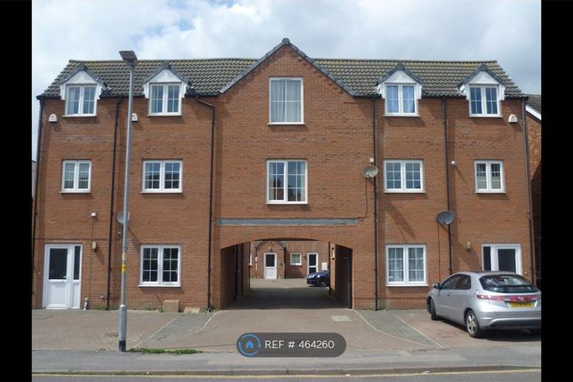 Thumbnail Maisonette to rent in Elms Court, Skegness
